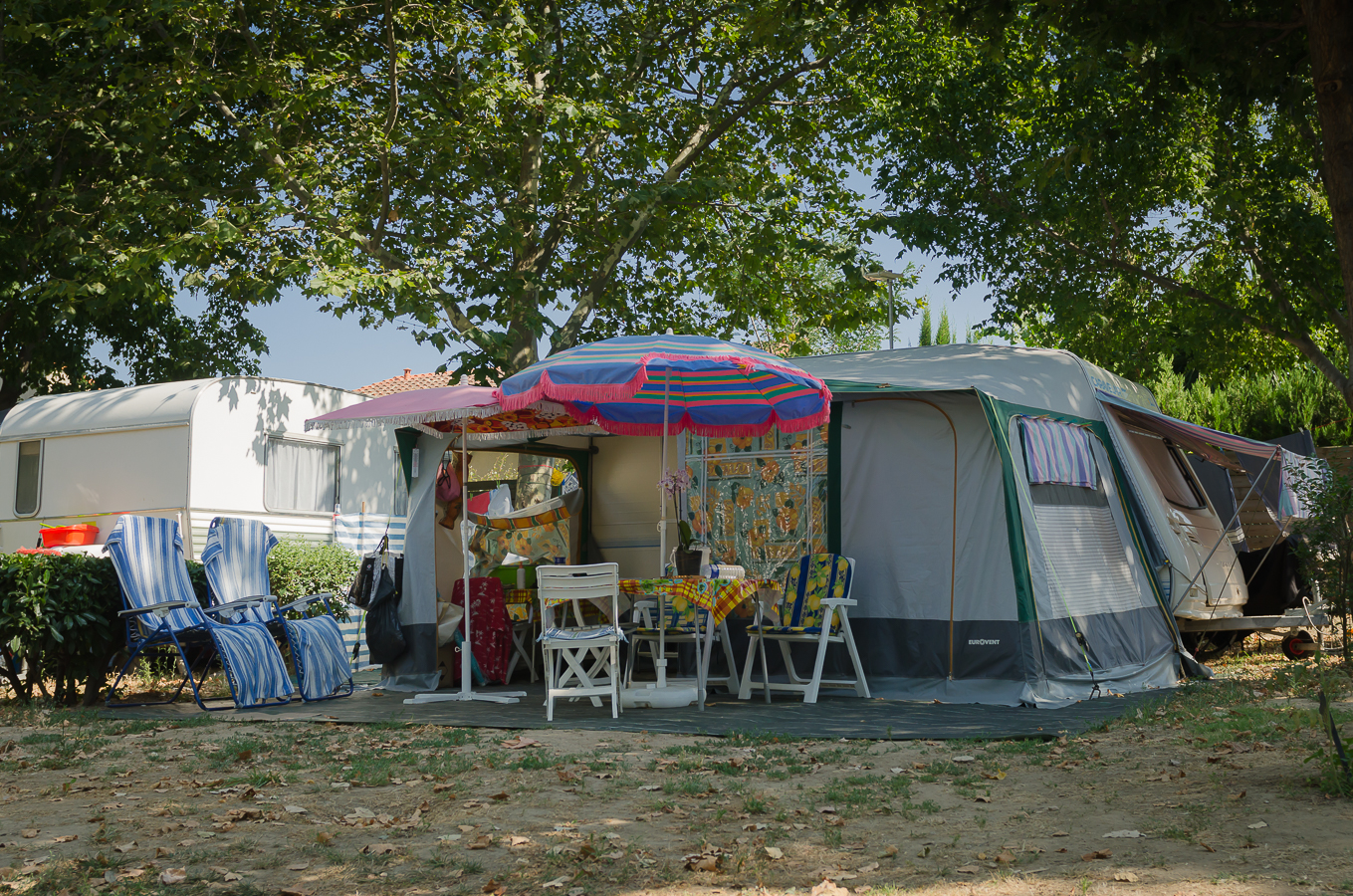 Emplacement Camping La Plage